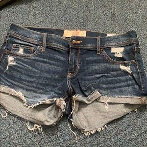 Hollister shorts size 11